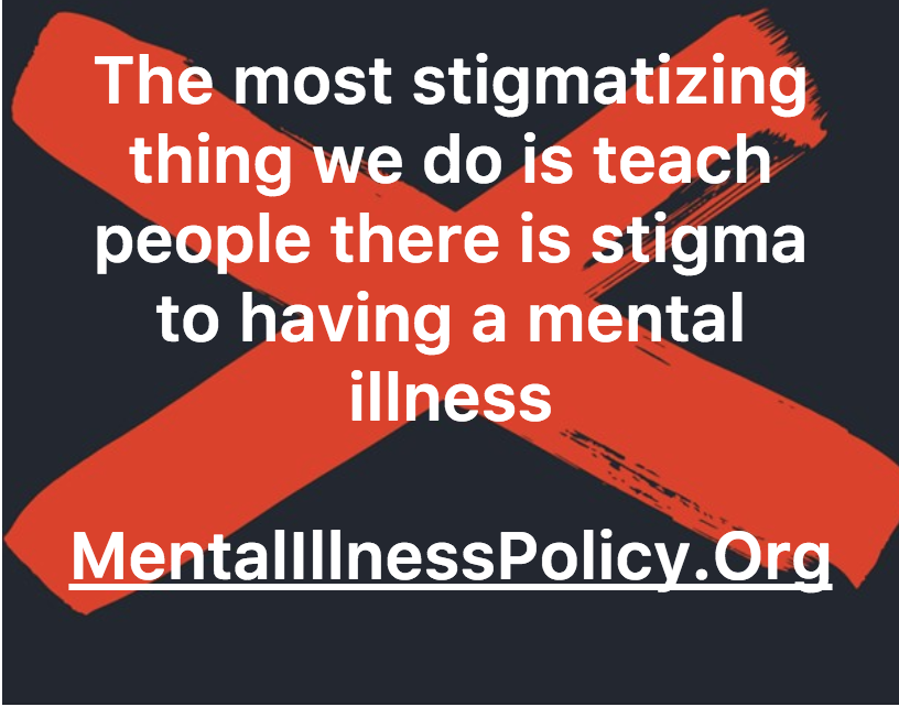 Don T Use Mental Health Awareness Month To Fight Stigma Mental