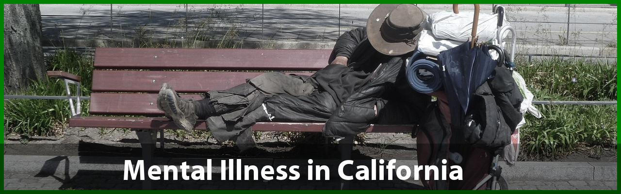 Mental illness in CA